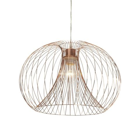 wire ceiling light 25 best ideas about copper lighting on copper