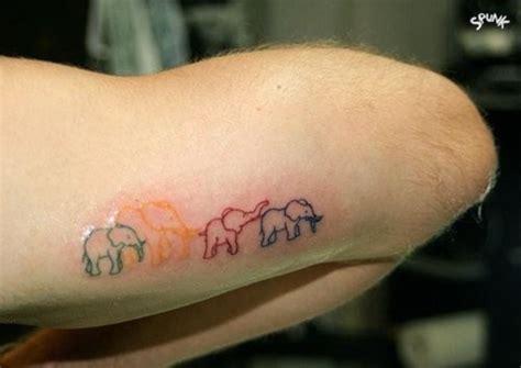 tattoo family elephants elephant tattoo elephant family tattoos pinterest