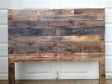 diy size headboard diy pallet king size headboard pallet furniture diy