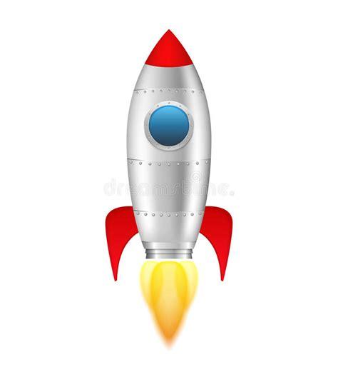 Raket Ebox 5 6 raket vector illustratie illustratie bestaande uit