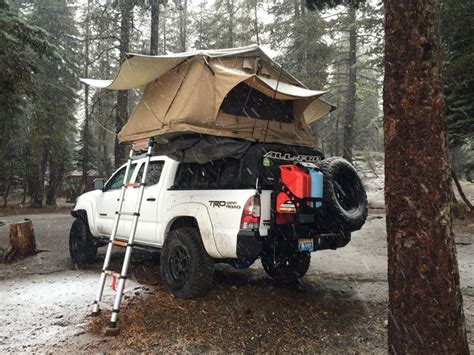 Tepui Awning by 17 Best Images About Tacoma On Tacos 2016 Tacoma And 2007 Toyota Tacoma