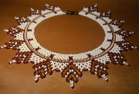 beadwork jewelry free pattern for beaded necklace sandal magic