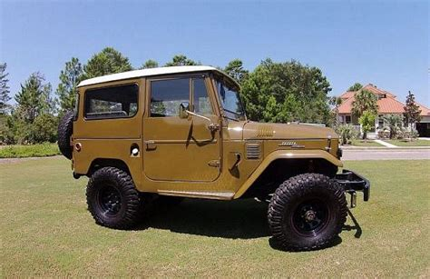 vintage toyota 4x4 affordable 4x4 the toyota fj 40 land cruiser