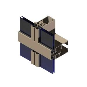 curtain wall unitized system allure curtain wall stick system allure industries