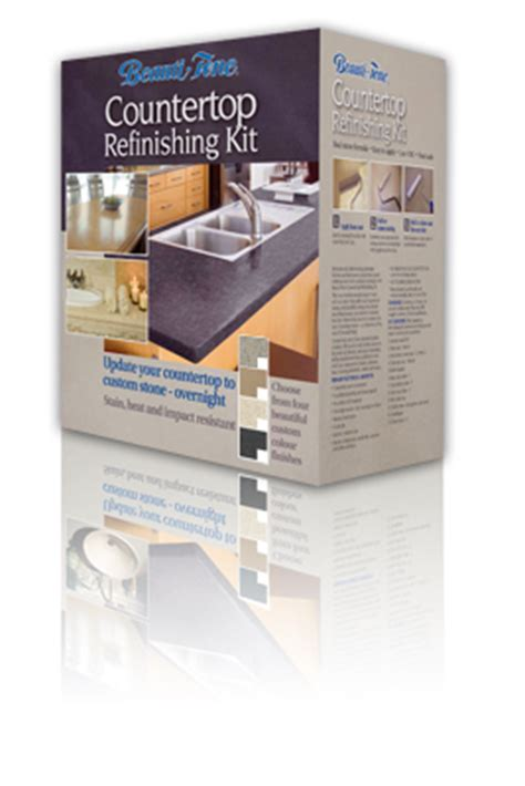 Beauti Tone Countertop by Beauti Tone 174 Countertop Refinishing Kit