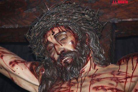 imagenes reales de jesus crucificado costalero del rosario la imagen de cristo crucificado m 193 s