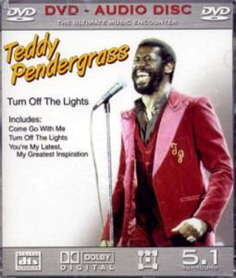 teddy pendergrass turn the lights ebluejay teddy pendergrass turn the lights dvd audio