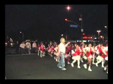 christmas in redlands ca redlands ca parade dec 4 2010 part 2 santa holidays marching band float