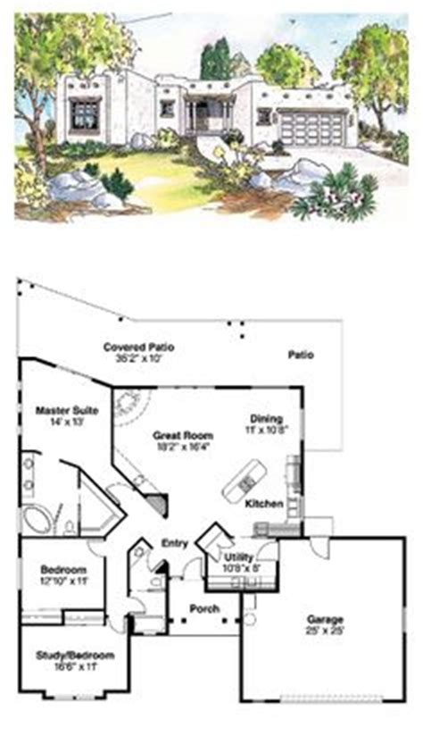 pueblo style house plans 1000 images about santa fe house plans on