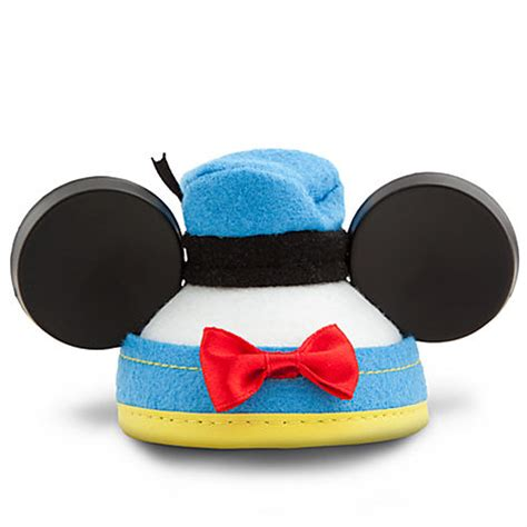 donald ear your wdw store disney hat mini ears hat mousekeears donald duck