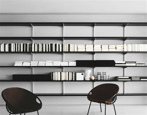 wall bookshelf home decor