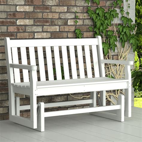providence outdoor glider bench outdoor glider bench better homes and gardens providence