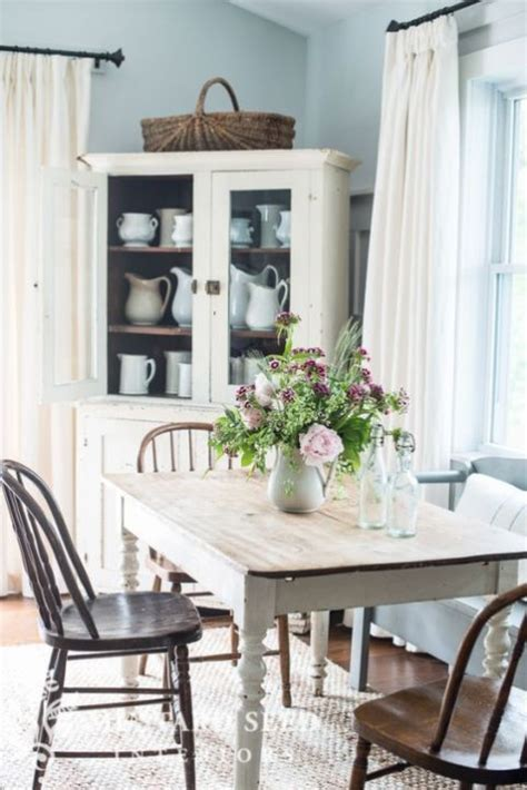 french country decor shabby chic room farmhouse