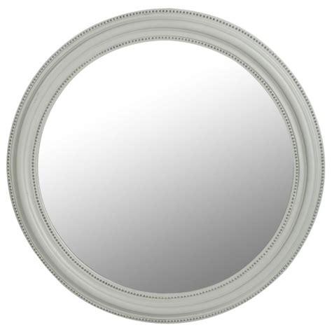 Miroir Rond 60 Cm by Miroir Rond Bois 60cm Gris