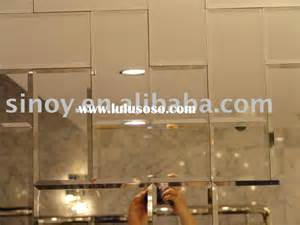 stick on mirror tiles bathroom walls with mirrors peel and stick wall mirror tiles