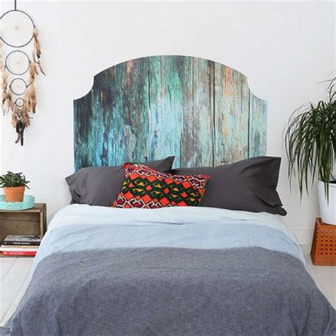 Easy Headboard by Home Dzine Bedrooms Surprisingly Easy Diy Headboard Ideas