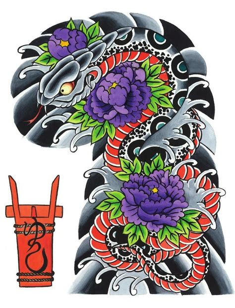 tattoo flash japanese tattoo flash book garyou tensei 108 japanese tattoo