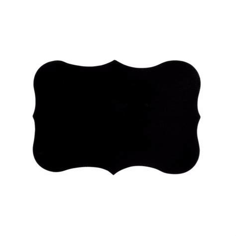 Stiker Vinyl Tulis Kapur 6pcs stiker vinyl tulis kapur 6pcs black jakartanotebook