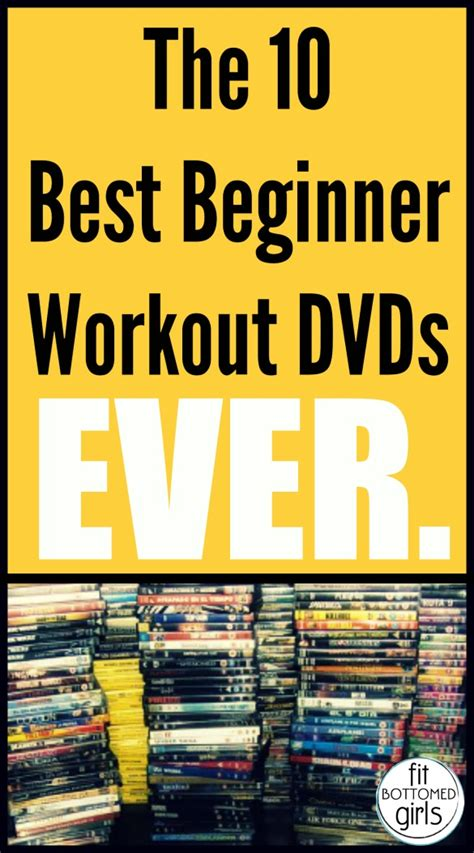 the 10 best beginner workout dvds