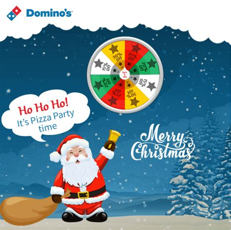 Win Domino S Gift Card - dominos spin and win loot get free rs 150 dominos gift card or coupon in christmas