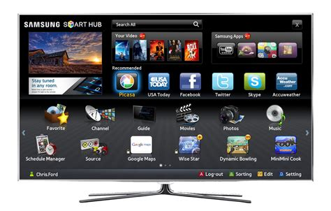Tv Samsung Smart Tv cast 174 julio 2011