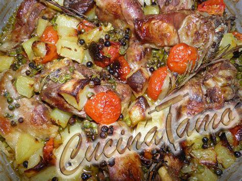 cucinare il capretto ricette capretto al forno ricetta napoletana archives cucinatamo