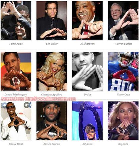 illuminati gestures netizen claims nba lebron does satanic gestures
