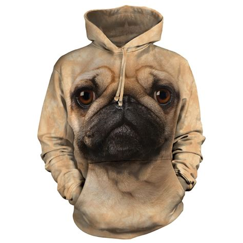 pug hoodie sandi pointe library of collections