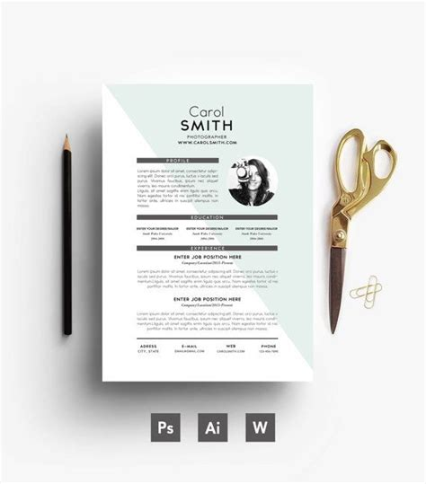 creative toast cover page design with custom pattern best 20 creative resume design ideas on pinterest