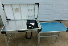 Coleman Sink Table by Coleman Exponent Stoves Ebay