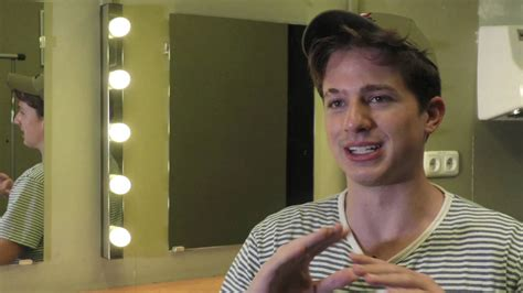 charlie puth interview charlie puth interview 2016 youtube