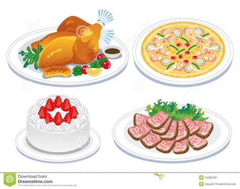 uzbek food stock photos royalty free images vectors roast turkey and delicious food stock vector image 34262435