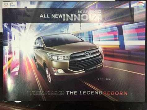 All New Innova Cover Grill Krom Depan Jsl Front Grille Cover Chrome all new kijang innova lebih muda mobil baru mobil123