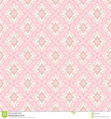 pink pattern carpet abstract ornament geometric texture stock illustration