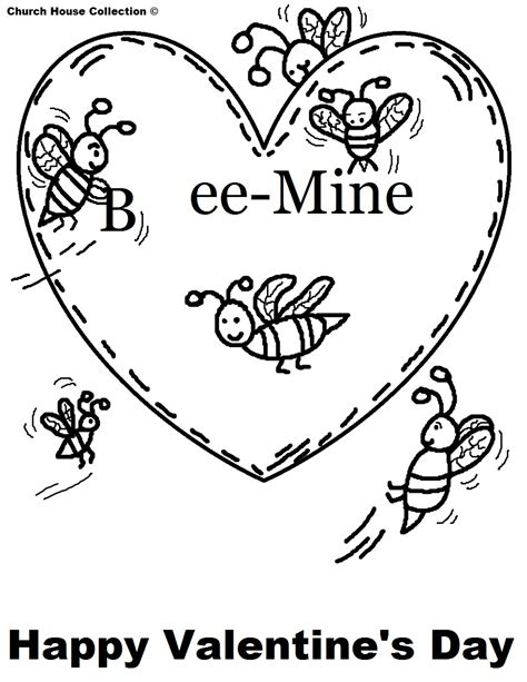 free valentines day coloring pages church house collection s day coloring