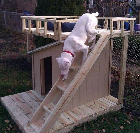 how to build a two dog dog house dise 241 os de casas para perros