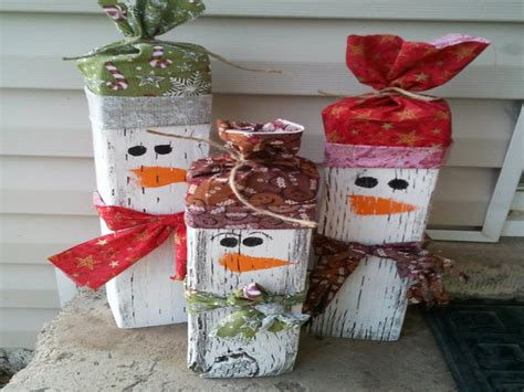 christmas yard decorations homemade outdoor best