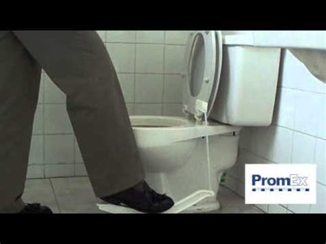 No More Feuds With The Toilet Seat Lifter by Sanomatic Toilet Seat Lifter Pedal Levanta Tapa