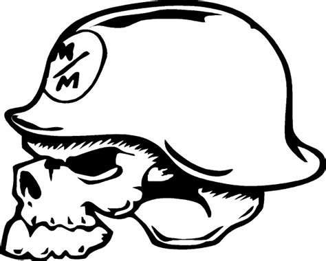 Metal Mulisha Coloring Pages metal mulisha skull decal sticker 02