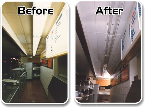 Cleaning Walls And Ceilings by Ceiling Cleaning And Open Structure Cleaning In Pittsburgh