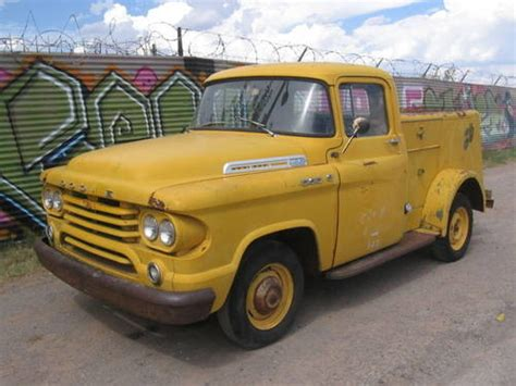1958 dodge truck for sale for sale 1958 dodge d100 bell telephone utility truck