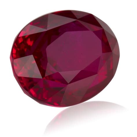 Ruby Burma Pigeon Blood mozambique pigeon blood ruby 5 54ct king gems