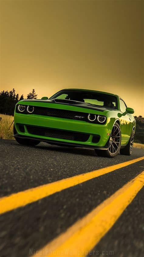dodge challenger iphone   wallpaper cars iphone