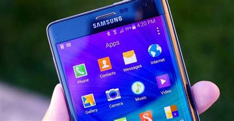 samsung s6 edge live themes samsung galaxy s6 will sport a theme centre for