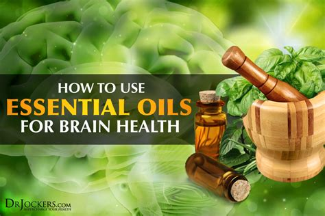 Essential Oils For Detox Brain by How To Use Essential Oils For Brain Health Drjockers