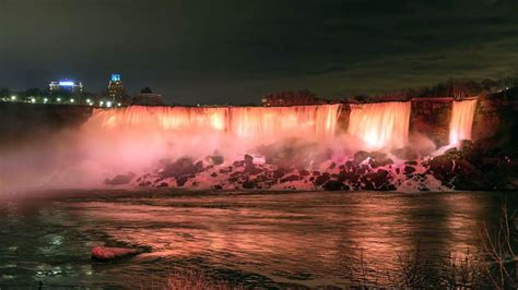 live entertainment niagara falls niagara falls lit up on winter nights 680 news