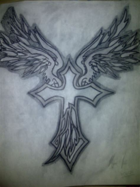 cross tattoos tribal best 25 tribal cross tattoos ideas on cross
