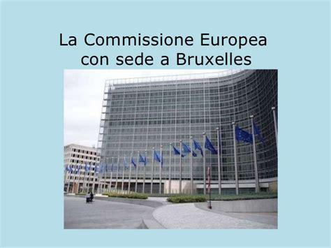 sede commissione europea unione europea