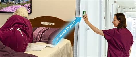 bed alarms for dementia patients elderly fall