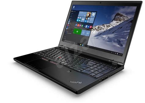 Laptop Lenovo Thinkpad P50 Lenovo Thinkpad P50 Notebook Alza Co Uk